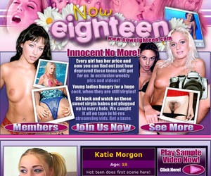 Now Eighteen - Innocent No More!