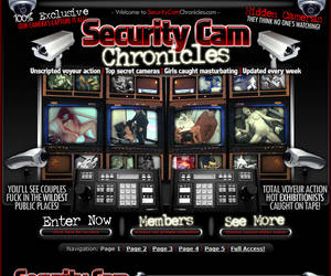 Welcome to Security Cam Chronicles!