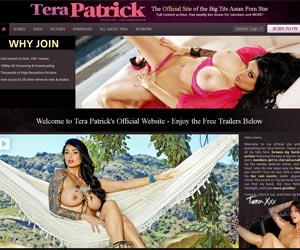Tera Patrick | The Official Site of the Beautiful Asian Pornstar
